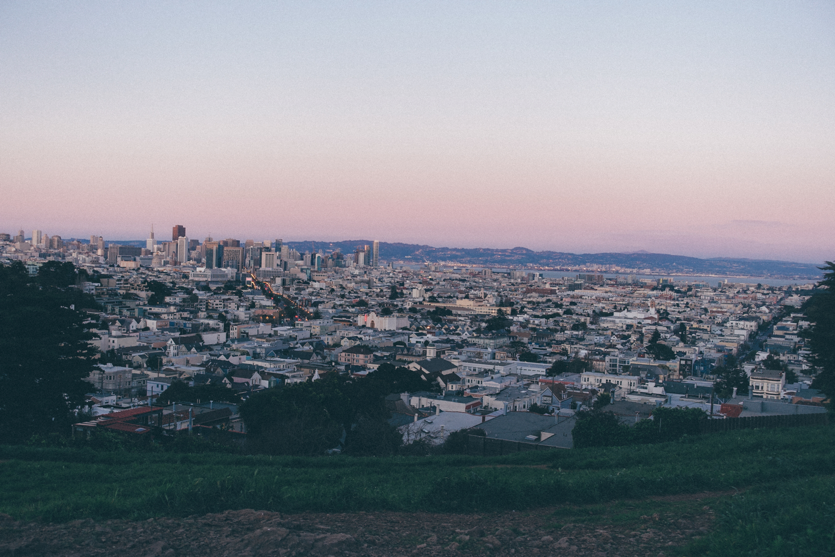 Kite Hill — San Francisco, CA