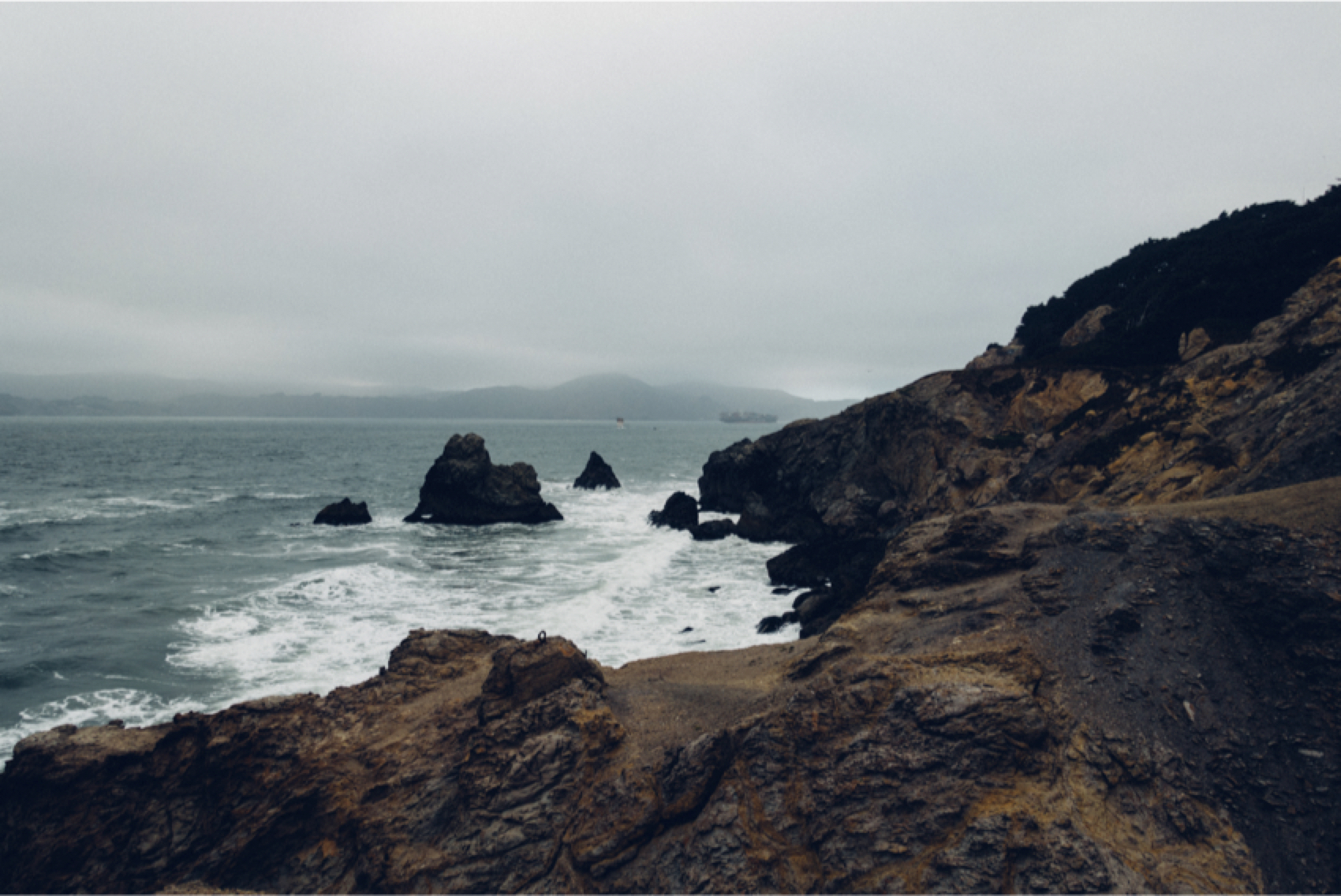 Lands End — San Francisco, CA